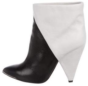 IRO Sherie Bicolor Ankle Boots