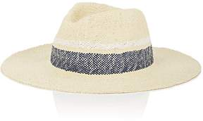 Barneys New York WOMEN'S STITCH-DETAILED PAPER HAT