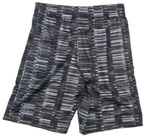 Nike Little Boys' (4-7) Dri-Fit Fly Shorts-Black/Grey-6