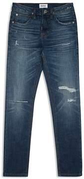 Hudson Boys' Distressed Slim-Leg Jeans - Big Kid