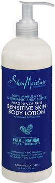 Shea Moisture Sheamoisture SheaMoisture Marula Oil & Shea Butter Body Lotion Fragrance Free