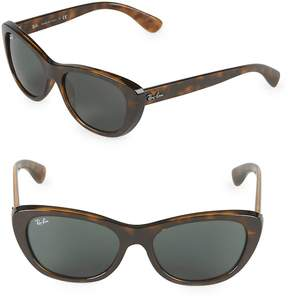 Ray-Ban Women's 55MM Square Sunglasses