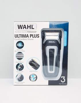 Wahl Ultima Mains & Rechargable Shaver