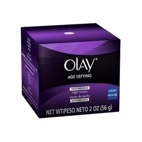 Olay Age Defying Anti-Wrinkle Night Cream & Face Moisturizer