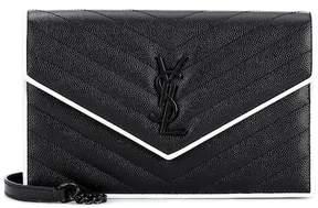 Saint Laurent Monogram Envelope shoulder bag