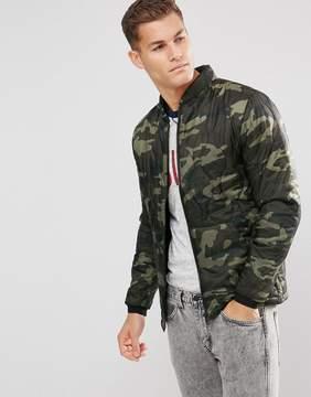 Esprit Camo Printed Jacket