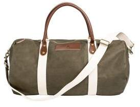 Cathy's Concepts Travel Essentials Personalized Canvas Duffel Bag