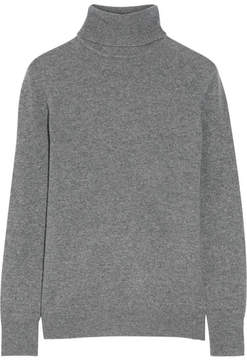 Equipment Oscar Cashmere Turtleneck Sweater - Anthracite