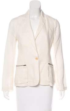 Brochu Walker Notch-Lapel Lightweight Blazer