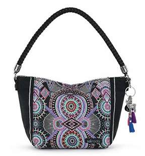 Sakroots Artist Circle Elsa Small Hobo
