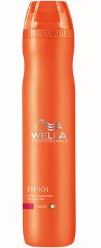 Wella Enrich Moisturizing Shampoo - Coarse - 10.1 oz.
