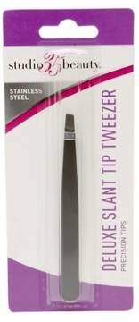 Studio 35 Beauty Deluxe Slant Tip Tweezer