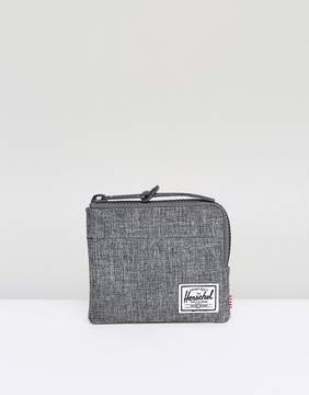 Herschel Johnny Zip Wallet with RFID