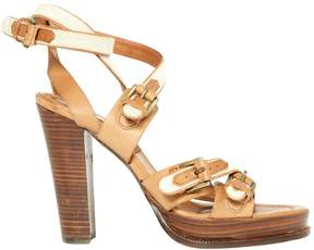 Barbara Bui Leather Sandals