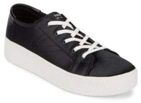 Tretorn Satin Lace-Up Sneaker