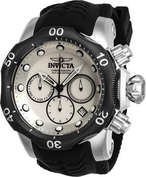 Invicta Venom Chronograph White Mother of Pearl Dial Men's Watch
