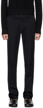 Missoni Navy Classic Trousers