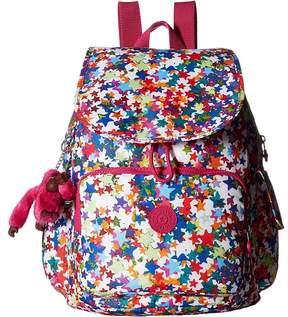 Kipling Ravier Printed Backpack Backpack Bags - KALEIDSCOPE BLOCK - STYLE