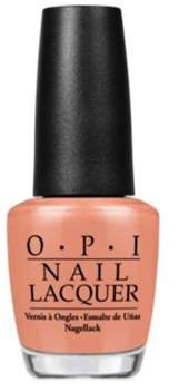 OPI Nail Lacquer Nail Polish, A Great Opera-tunity.