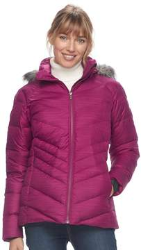 Columbia Women's Icy Heights Hooded Down Puffer Jacket
