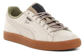 Puma Clyde Winter Leather Sneaker