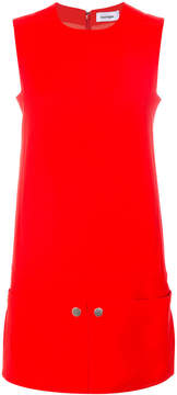 Courreges sleeveless shift dress