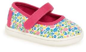 Toms Mary Jane Flat (Baby, Toddler, & Little Kid)
