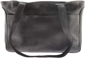 Piel Leather Slim Travel Tote 2364