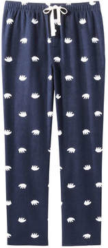 Joe Fresh Men's Polar Bear Print Sleep Pant, JF Midnight Blue (Size S)