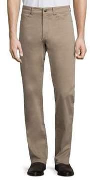 Peter Millar Crown Sateen Stretch Five-Pocket Pants