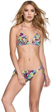 Agua Bendita 2017 Bendito Oleo Bikini Top AF50227G1T