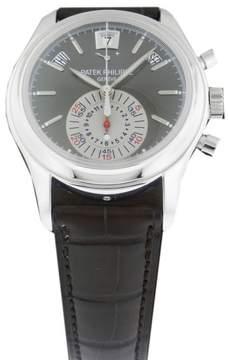 Patek Philippe 5960P 40.5mm Complicated Calendar Chronograph Watch