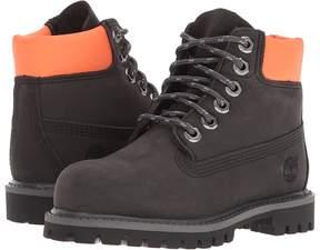 Timberland Kids 6 Premium Waterproof Boot Core Boys Shoes