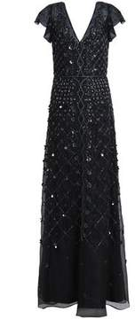 Temperley London Embellished Organza Gown