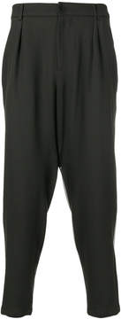 Damir Doma drop-crotch trousers