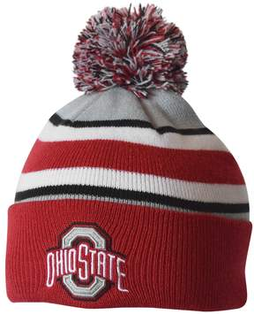 NCAA Children's Ohio State Buckeyes Legend in the Making Knit Pom Cuffed Beanie
