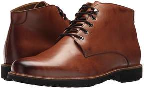 Matteo Massimo 5-Eye Chukka Boot Men's Lace-up Boots