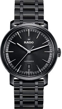 Rado R14073182 Diamaster ceramic watch