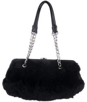 MICHAEL Michael Kors Fur Shoulder Bag