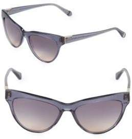 Zac Posen Farrow 55MM Square Sunglasses
