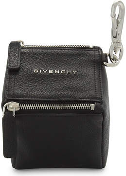Givenchy Logo leather pouch