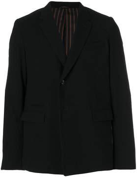 Miharayasuhiro single breasted blazer