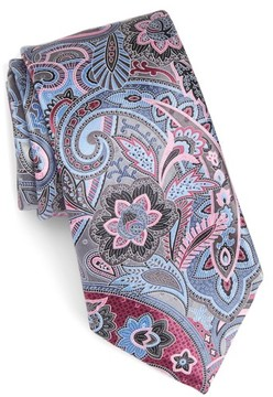 Ermenegildo Zegna Men's Paisley Silk Tie