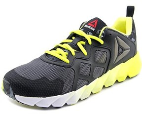 Reebok Exocage Athletic Gr Round Toe Leather Running Shoe.