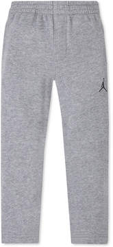 Jordan Air Fleece Pants, Little Boys (4-7)