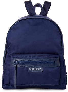 Longchamp Navy Le Pliage Neo Small Backpack