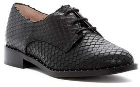 Patricia Green Snake Embossed Oxford