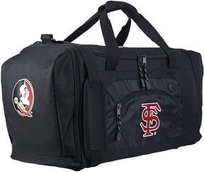 NCAA Northwest Florida State Seminoles Roadblock Duffel Bag