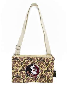 NCAA Florida State Seminoles Bloom Crossbody Bag