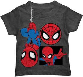 Marvel Toddler Boy Spider-Man Graphic Tee